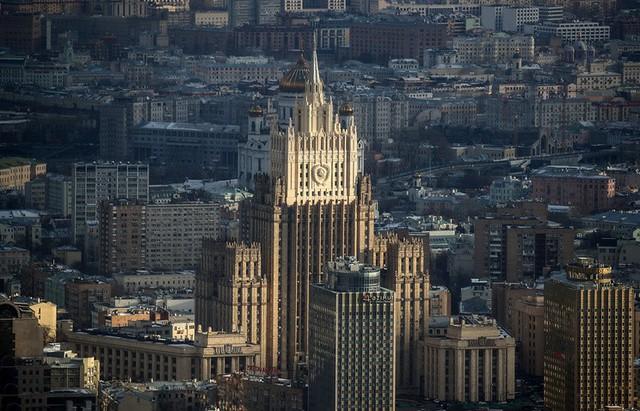 Nga sẵn sàng cùng Mỹ giải nguy cơ INF - Ảnh 1.