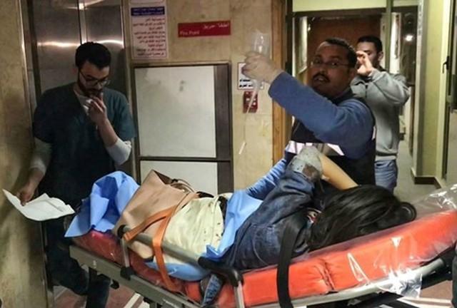 Rạng sáng mai, 3 nạn nhân cuối cùng bị đánh bom ở Ai Cập về tới TP HCM - Ảnh 1.