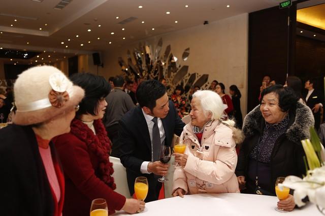 Rộn ràng sắc xuân sớm trong cộng đồng người Việt tại Thượng Hải - Ảnh 3.
