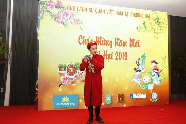 Rộn ràng sắc xuân sớm trong cộng đồng người Việt tại Thượng Hải - Ảnh 7.