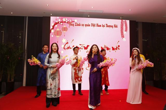 Rộn ràng sắc xuân sớm trong cộng đồng người Việt tại Thượng Hải - Ảnh 6.