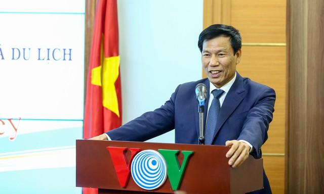 Ký kết hợp tác giữa Bộ Văn hóa, Thể thao và Du lịch và Đài Tiếng nói Việt Nam - Ảnh 1.