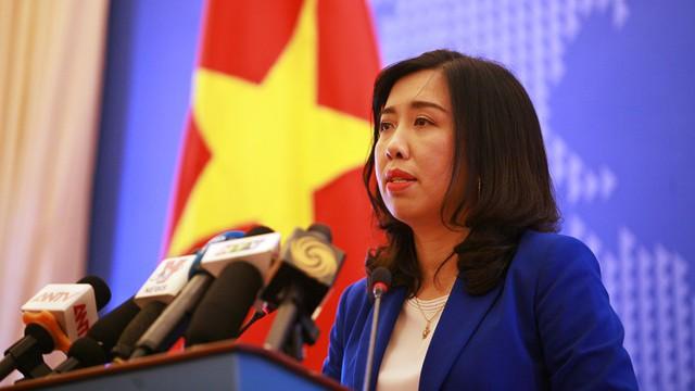 Việt Nam phản ứng khu trục Mỹ đi qua quần đảo Hoàng Sa - Ảnh 1.