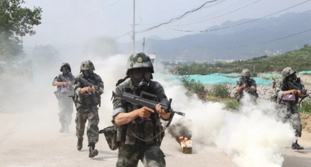 Tại sao gần 20.000 cuộc tập trận lớn nhỏ năm 2018, chưa hề là đủ với quân đội Trung Quốc? - Ảnh 1.