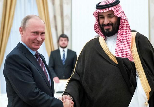 Bất ngờ mặt trận Nga – Saudi bắt tay: Tham vọng vượt ra vùng Vịnh - Ảnh 1.