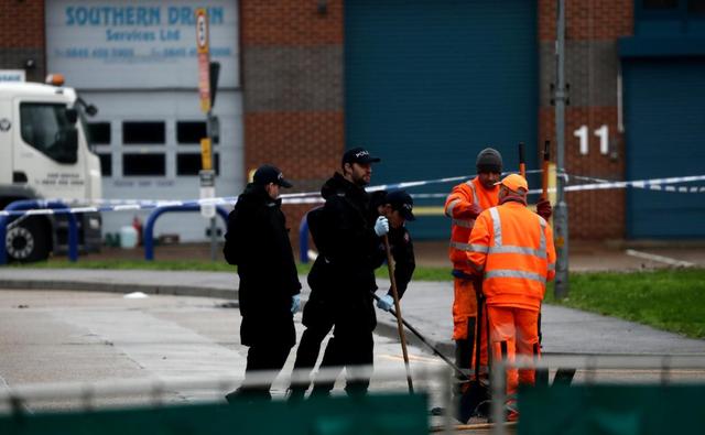 Bộ Ngoại giao thông tin về 39 người thiệt mạng tại Anh - Ảnh 1.