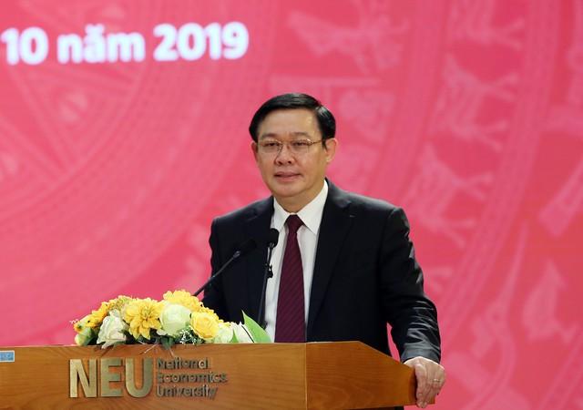 Phó Thủ tướng Vương Đình Huệ: Không phiến diện, cực đoan, duy ý chí - Ảnh 1.