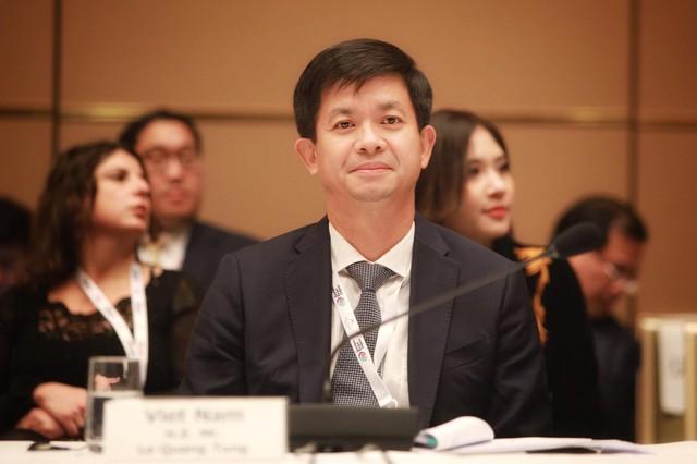Toạ đàm Bộ trưởng du lịch trong khuôn khổ Hội chợ Du lịch Quốc tế EXPO Nhật Bản 2019 - Ảnh 2.