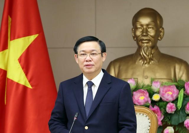 Phó Thủ tướng Vương Đình Huệ lên đường thăm, làm việc tại 3 nước châu Phi - Ảnh 1.