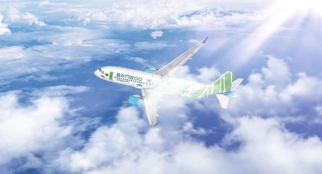 Từ cửa sổ Airbus A320neo đầu tiên về Việt Nam đến đội tàu bay hiện đại của Bamboo Airways - Ảnh 1.