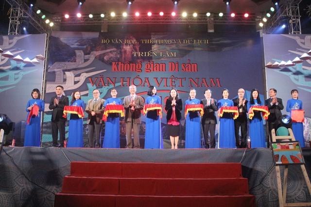 Tổ chức Ngày hội Di sản văn hóa, Du lịch Việt Nam năm 2019 - Ảnh 1.
