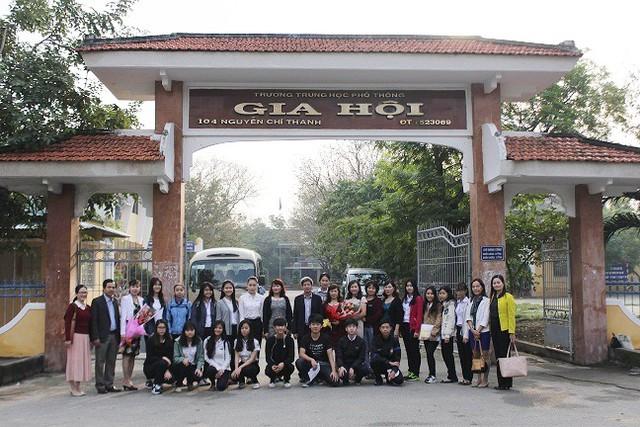 Thừa Thiên Huế thi tuyển Hiệu trưởng trường THPT Gia Hội - Ảnh 1.