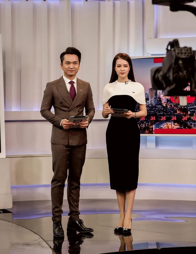 Á hậu Thụy Vân tiết lộ lý do không được phép mặc đồ hở trên VTV - Ảnh 3.