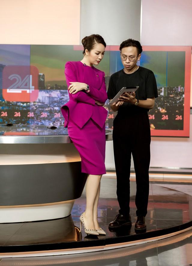 Á hậu Thụy Vân tiết lộ lý do không được phép mặc đồ hở trên VTV - Ảnh 6.