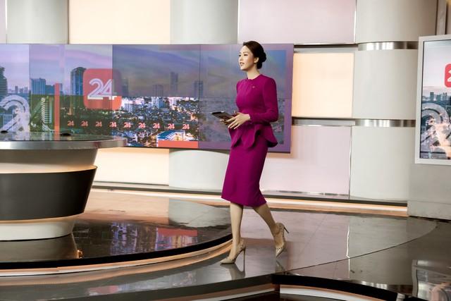 Á hậu Thụy Vân tiết lộ lý do không được phép mặc đồ hở trên VTV - Ảnh 8.