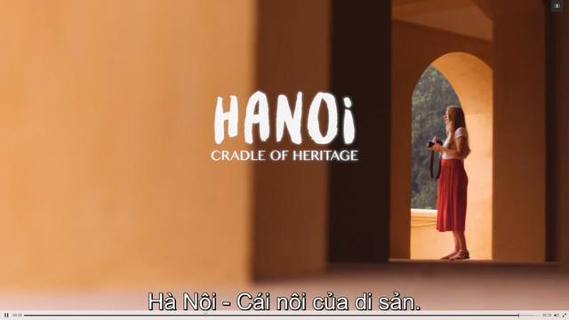 Những thước phim về Hà Nội trên kênh CNN thu hút khán giả quốc tế - Ảnh 1.