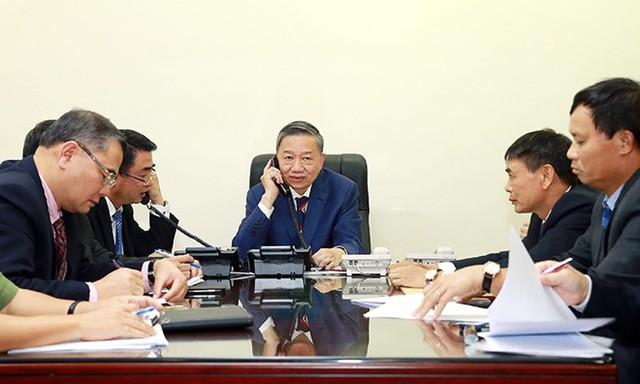 Đại tướng Tô Lâm: Bộ Công an sẵn sàng cử Đoàn công tác sang Anh để xác định danh tính các nạn nhân - Ảnh 1.
