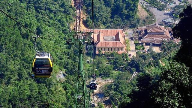 Đà Nẵng công bố diện tích rừng khu bảo tồn Bà Nà – Núi Chúa ngày càng tăng lên - Ảnh 1.