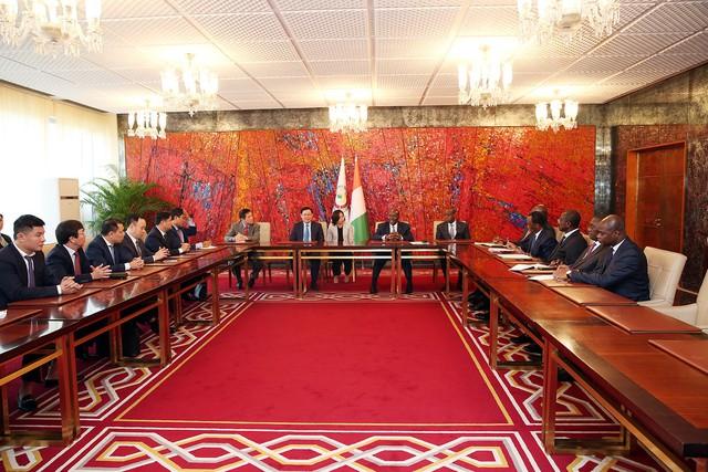 Phó Thủ tướng Vương Đình Huệ: Tiềm năng hợp tác giữa hai nước Việt Nam – Bờ Biển Ngà rất lớn - Ảnh 3.