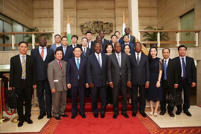 Phó Thủ tướng Vương Đình Huệ: Tiềm năng hợp tác giữa hai nước Việt Nam – Bờ Biển Ngà rất lớn - Ảnh 4.