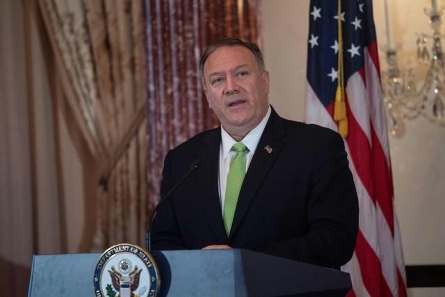 Mỹ liên tục dội sức ép:  Chặn đứng nguồn cung cho quân sự Iran - Ảnh 1.