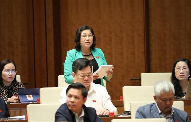 Đại biểu Quốc hội: Cần giúp đồng bào khơi dậy nội lực làm giàu, làm chủ chính trên mảnh đất của mình - Ảnh 1.