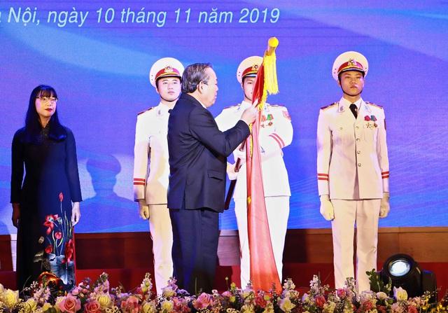 Phó Thủ tướng Trương Hòa Bình: Đại học Luật Hà Nội là  cơ sở đào tạo, nghiên cứu cơ bản về pháp luật hàng đầu ở Việt Nam - Ảnh 2.