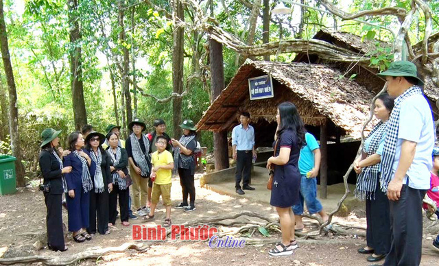 Ban hành Quy chế phối hợp quản lý các hoạt động du lịch trên địa bàn tỉnh Bình Phước - Ảnh 1.