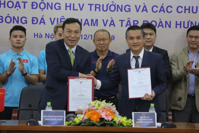 """HLV Park Hang-seo cùng đồng nghiệp nhận """"doping"""" lớn trước thềm các mục tiêu lớn - Ảnh 1."""
