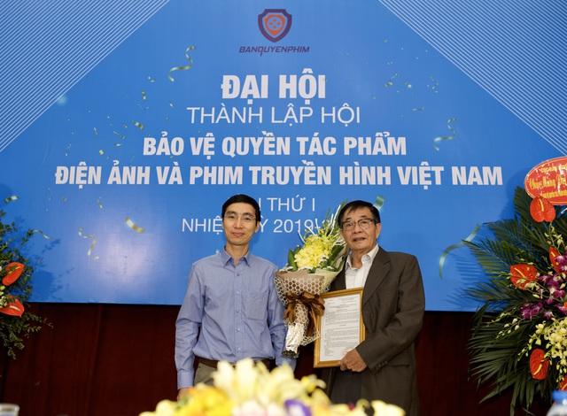 Thành lập Hội Bảo vệ quyền tác phẩm điện ảnh và phim truyền hình Việt Nam - Ảnh 3.