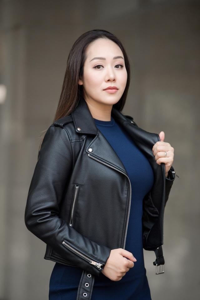 Hoa hậu Ngô Phương Lan kể chuyện bị tiền sản giật, ngủ ngồi 3 tháng liền - Ảnh 3.