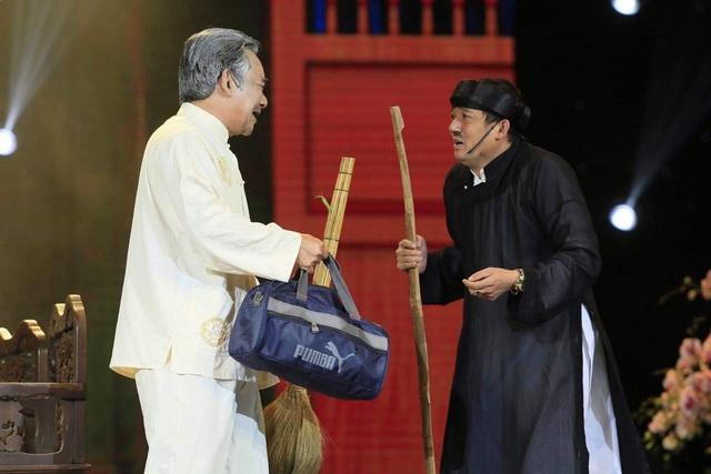Cuộc đời nghệ sĩ sau cánh màn nhung được 'phơi' bày trên sân khấu - Ảnh 4.