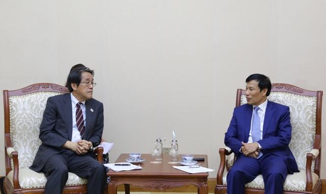 Thúc đẩy phát triển VHTTDL giữa hai nước Việt Nam – Nhật Bản - Ảnh 1.