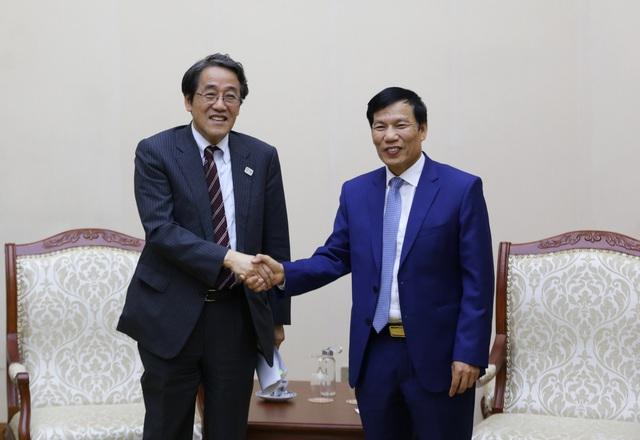 Thúc đẩy phát triển VHTTDL giữa hai nước Việt Nam – Nhật Bản - Ảnh 2.
