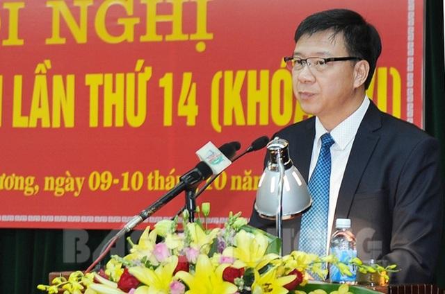 Kiện toàn nhân sự chủ chốt hai tỉnh Bắc Giang, Hải Dương - Ảnh 2.
