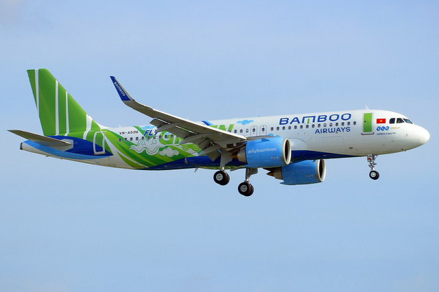 Bamboo Airways tăng gần 700.000 chỗ phục vụ hành khách dịp Tết Canh Tý 2020 - Ảnh 1.