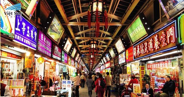 """Thỏa sức khám phá tại những khu chợ đêm """"không ngủ"""" ở Đài Loan - Ảnh 5."""