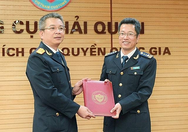 Nhân sự mới tại Bộ Ngoại giao, Tổng cục Hải quan - Ảnh 2.