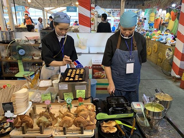 TP Hồ Chí Minh khai mạc Liên hoan ẩm thực món ngon các nước - Ảnh 3.