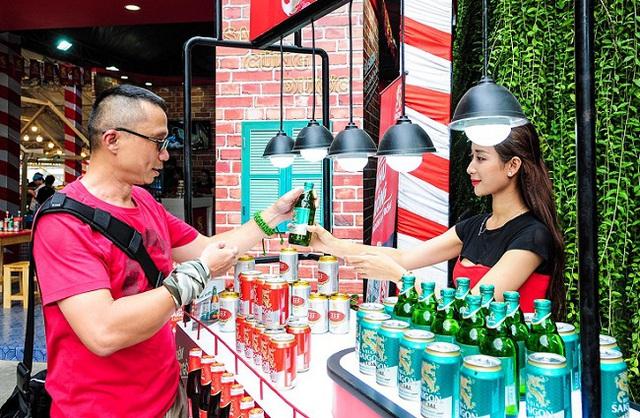 TP Hồ Chí Minh khai mạc Liên hoan ẩm thực món ngon các nước - Ảnh 5.