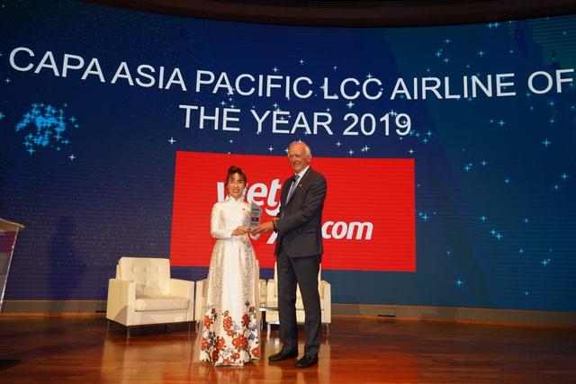 CAPA lựa chọn Vietjet là hãng hàng không chi phí thấp dẫn đầu tại Châu Á Thái Bình Dương   - Ảnh 1.
