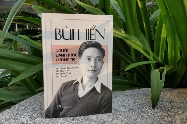 Lần đầu tiên công bố nhật ký và thư từ cá nhân giữa nhà văn Bùi Hiển với bạn bè văn chương  - Ảnh 1.
