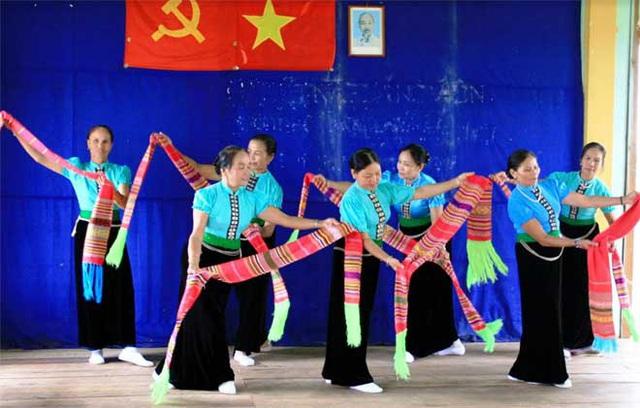 Yên Bái bảo tồn và phát huy các giá trị văn hóa truyền thống - Ảnh 1.