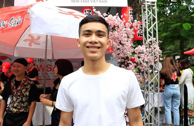 Đặc sắc Lễ hội Kanagawa Nhật Bản tại Hà Nội - Ảnh 4.