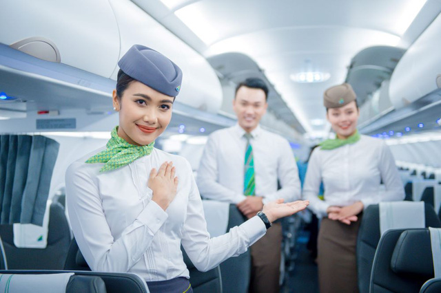 Hành trình chạm tới huy hiệu cánh bay (Kì I): Niềm tự hào của riêng tiếp viên hàng không Bamboo Airways - Ảnh 5.