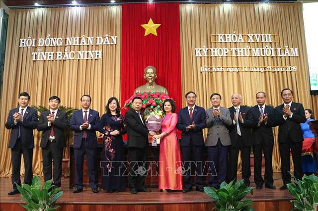 Thạc sỹ quản lý giáo dục được bầu giữ trọng trách Chủ tịch tỉnh Bắc Ninh - Ảnh 1.