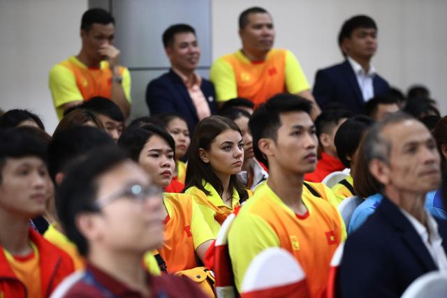 Bộ trưởng Nguyễn Ngọc Thiện: Trung tâm Huấn luyện thể thao quốc gia Hà Nội đã đóng góp rất lớn cho Thể thao Việt Nam - Ảnh 5.