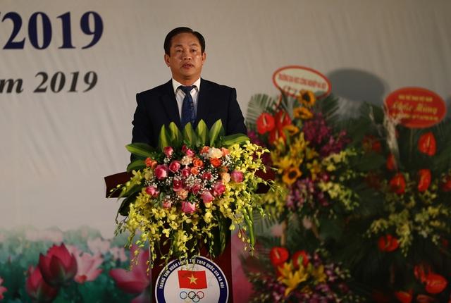 Bộ trưởng Nguyễn Ngọc Thiện: Trung tâm Huấn luyện thể thao quốc gia Hà Nội đã đóng góp rất lớn cho Thể thao Việt Nam - Ảnh 2.