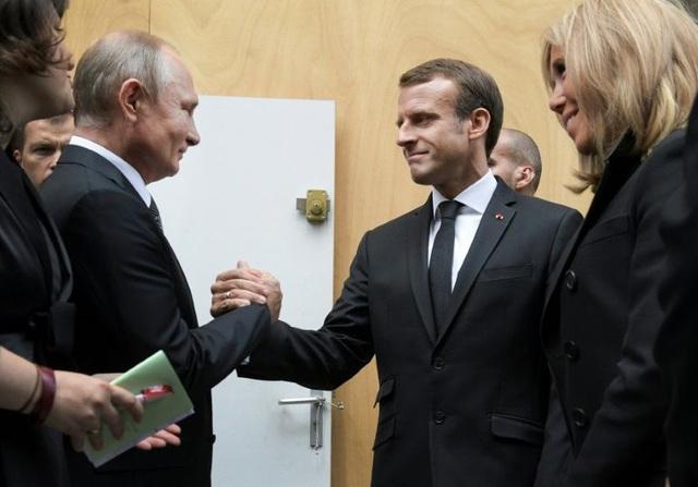 Pháp đột phá cơ hội cho cuộc xung đột Ukraine - Ảnh 1.