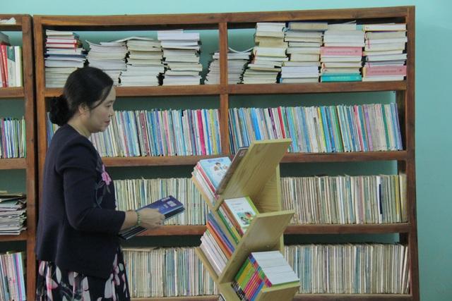"""Những cuốn sách """"yêu thương"""" lên miền núi - Ảnh 3."""